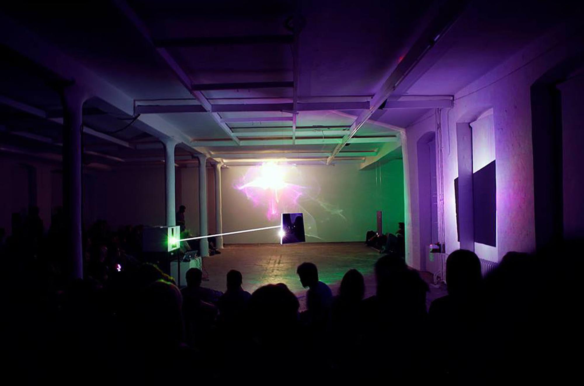 FEED Soundspace @Kunst-Werke