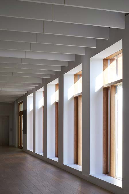 KINGS COLLEGE SCHOOL // New build and extension to existing school